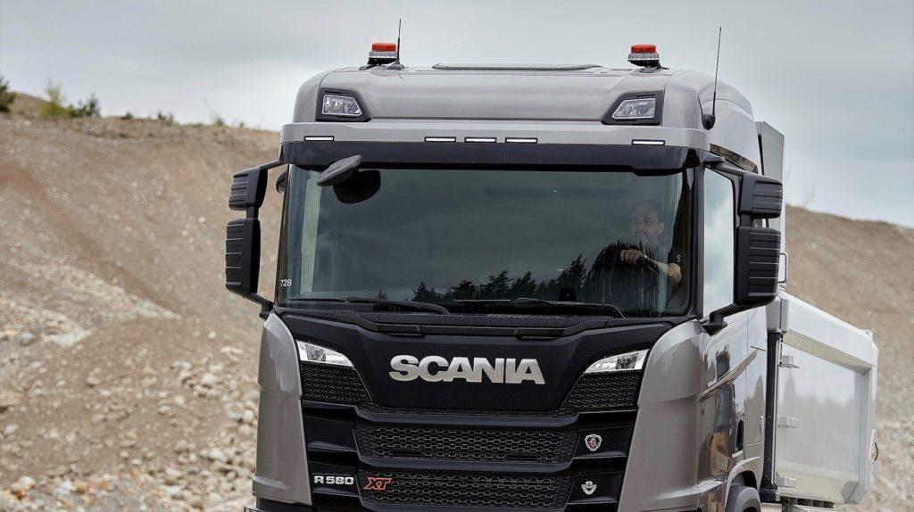 Bons résultats 2018 pour Scania