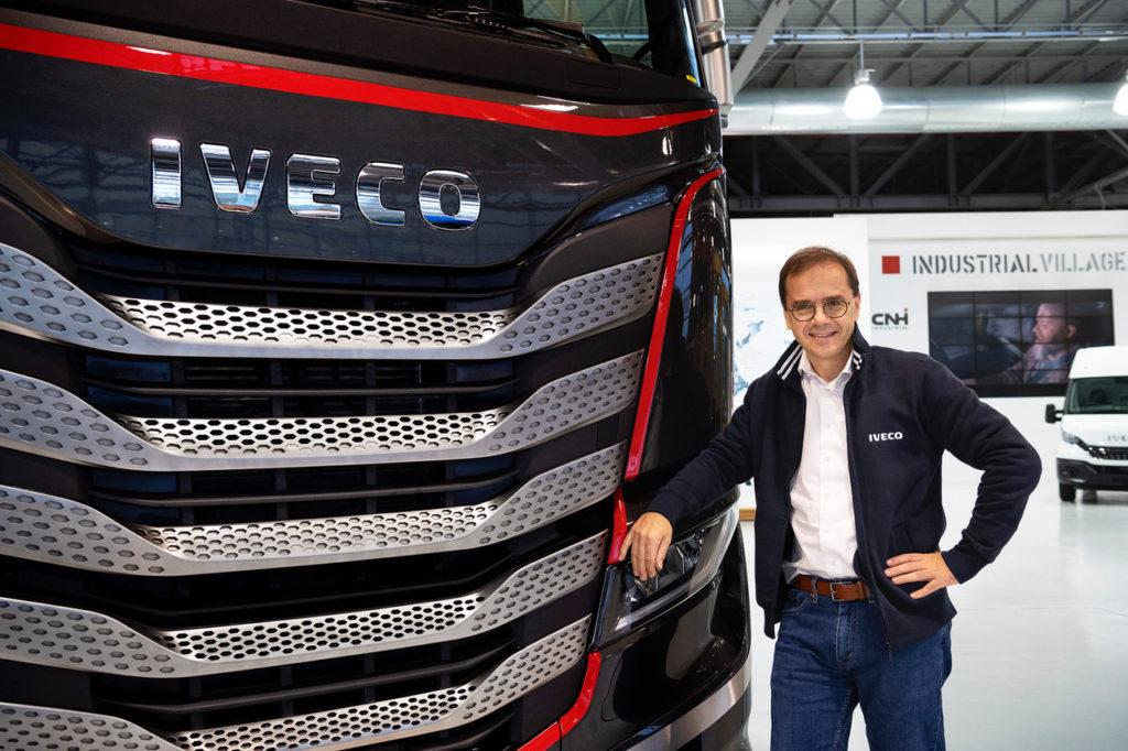 Thomas Hilse, nouveau Brand President Iveco
