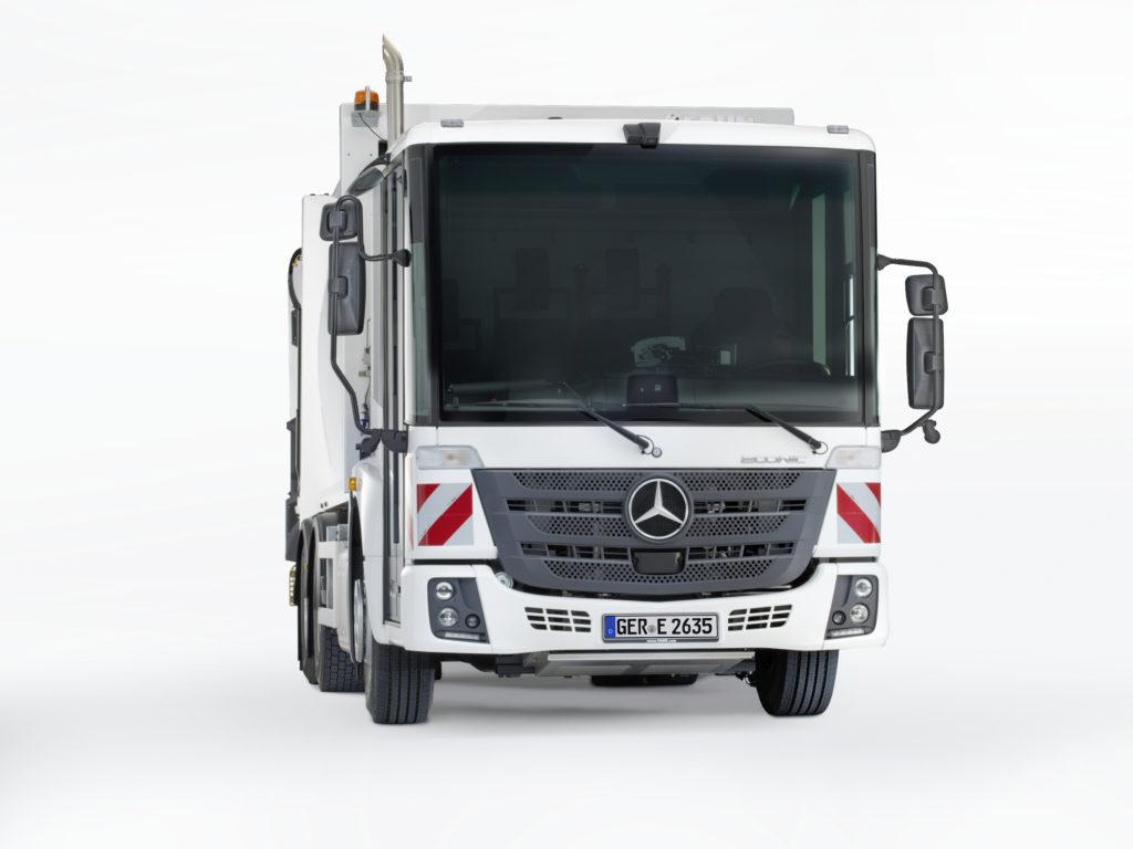 Mercedes annonce un Econic électrique en 2021