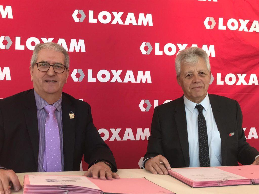 LOXAM SOUTIENT WORLDSKILLS FRANCE