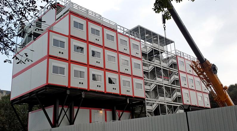 LA CONSTRUCTION MODULAIRE SE MOBILISE