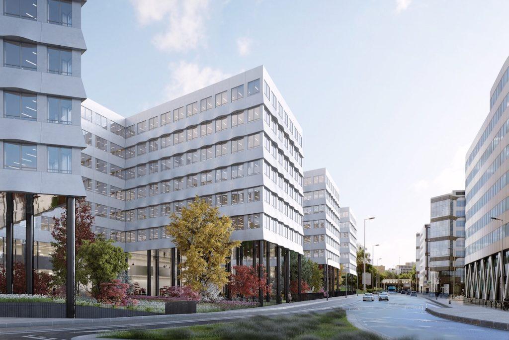 EIFFAGE VA CONSTRUIRE UN ENSEMBLE IMMOBILIER DE 49 000 M2