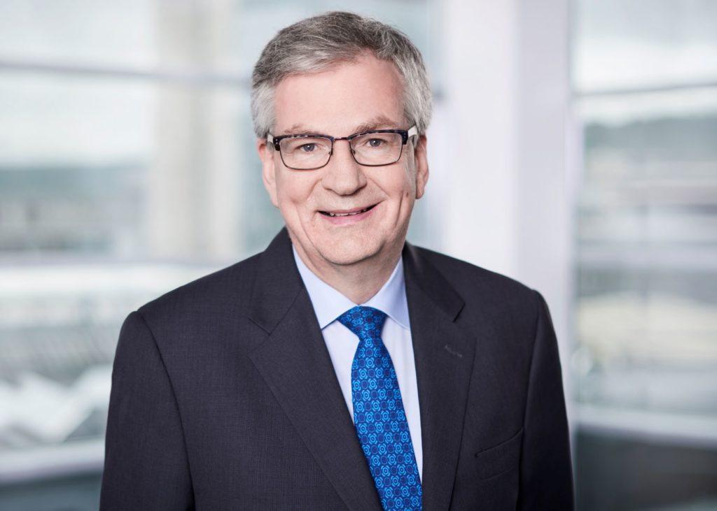 MARTIN DAUM, PRÉSIDENT DE L'ASSOCIATION DES CONSTRUCTEURS EUROPÉENS DE CAMIONS