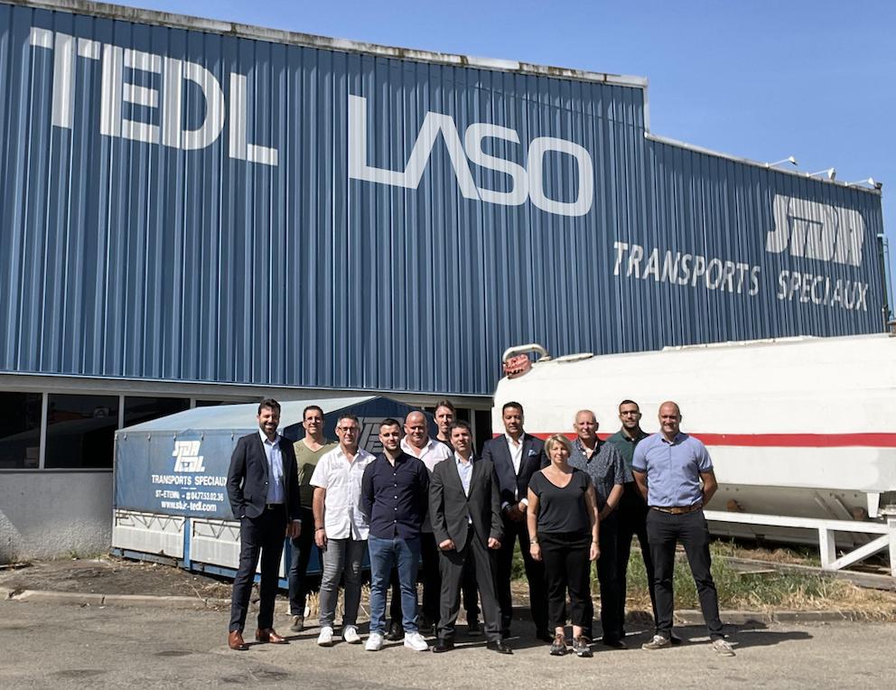 STDR-TEDL REJOINT LASO FRANCE